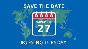 Giving Tuesday - A Global Day of Giving